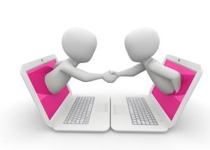 Online flirten