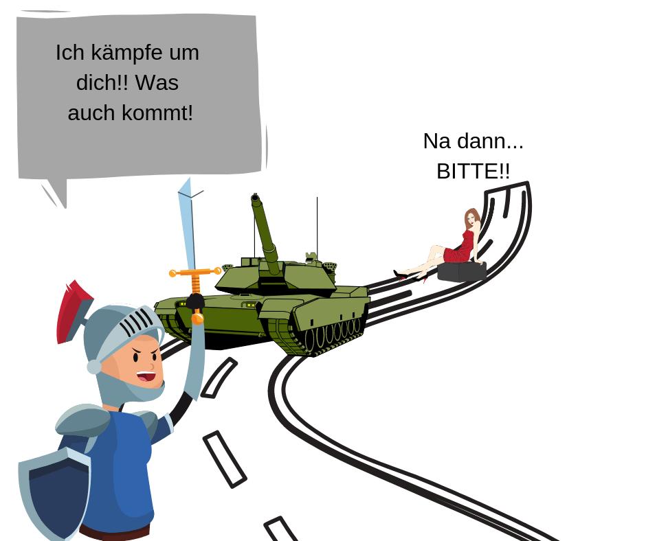 kämpfen