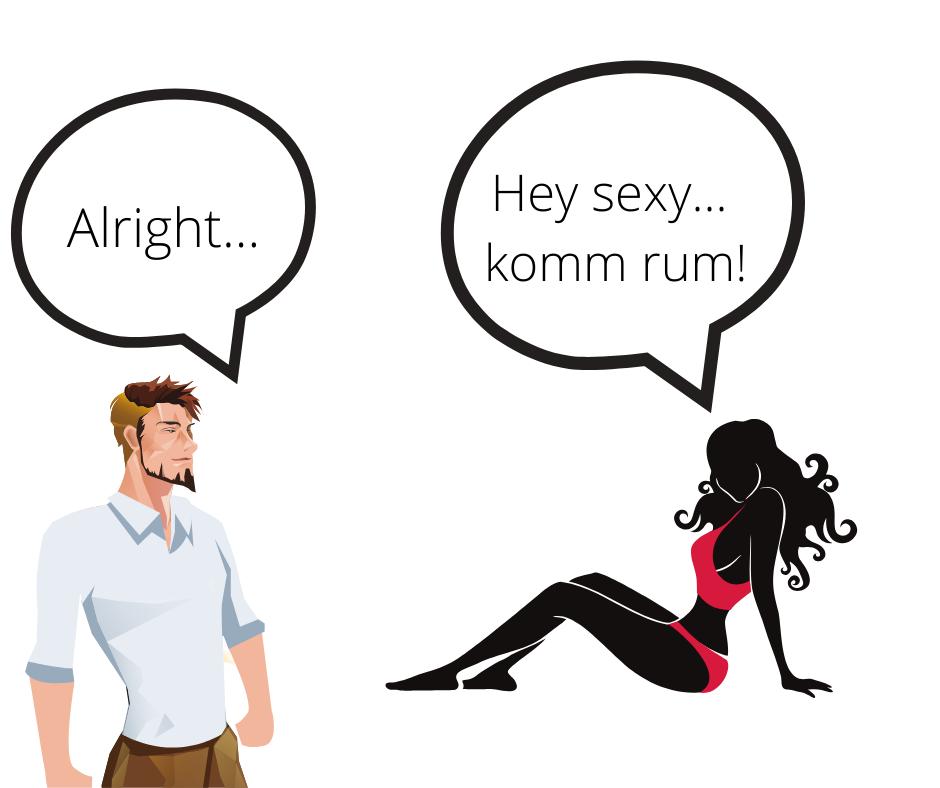 Sex mit dem oder der Ex